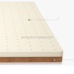 Luxury twin xl queen full size bed compressed vacuum packed rollable cool coil memory foam mattress
