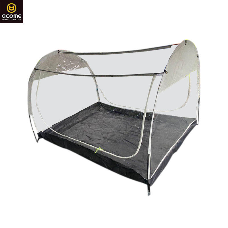ACOME hot sale bed tent indoor for isolation PVC material