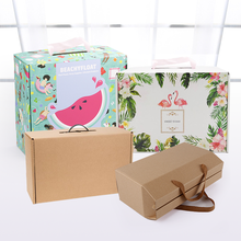 factory cheap price custom bag box Bag in box for  consumer friendly packaging