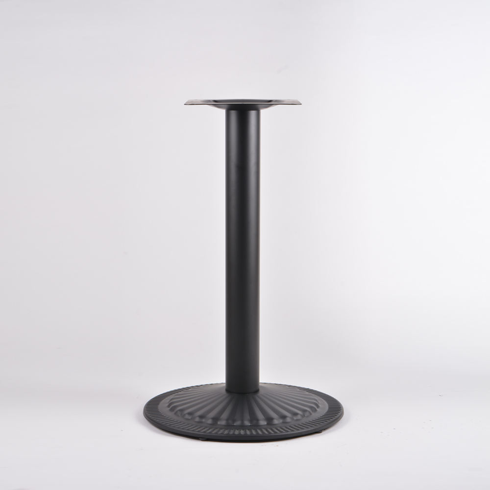Fonte Industrielle X Fourche Table Base