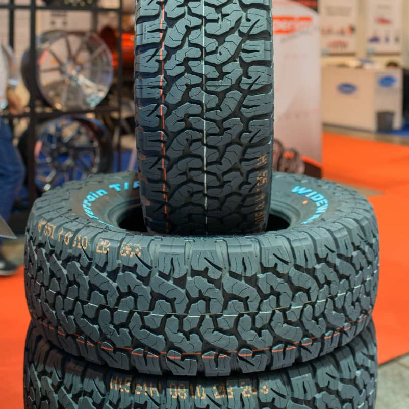 AT TIRE PCR TYRE, CAR TYRE, ALL TERRAIN TYRE 4*4 TYRES TIRES 31*10.50R15LT NEW TYRE GOODRICH DESIGN