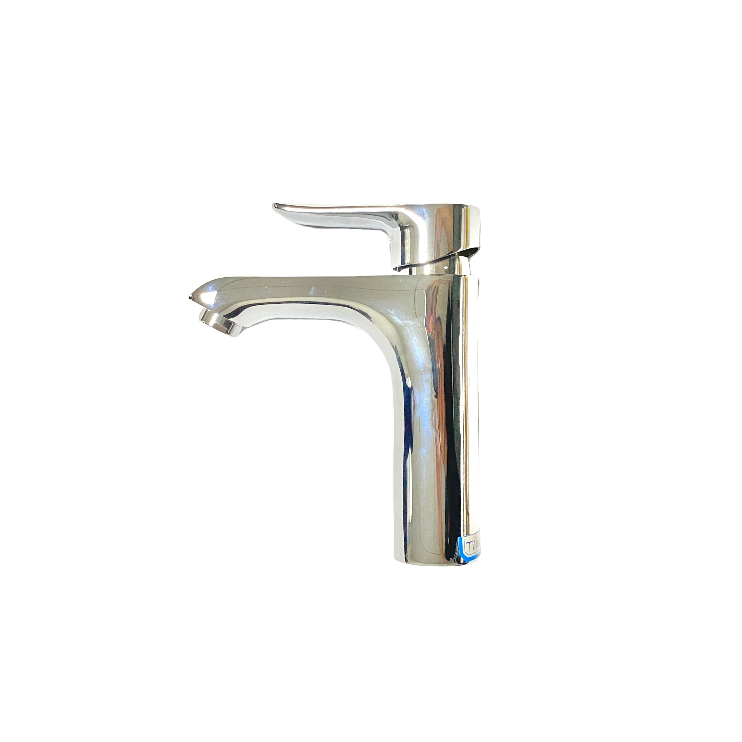 Bathroom All copper Basin Mixer Hot and Cold Mixer Faucet Brass Sink Tap with Ceramic Valve Core