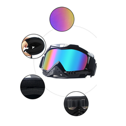 100% Cycling Motorcycle Sports Riding eyeglasses Wind-proof Dazzling SUN Glasses