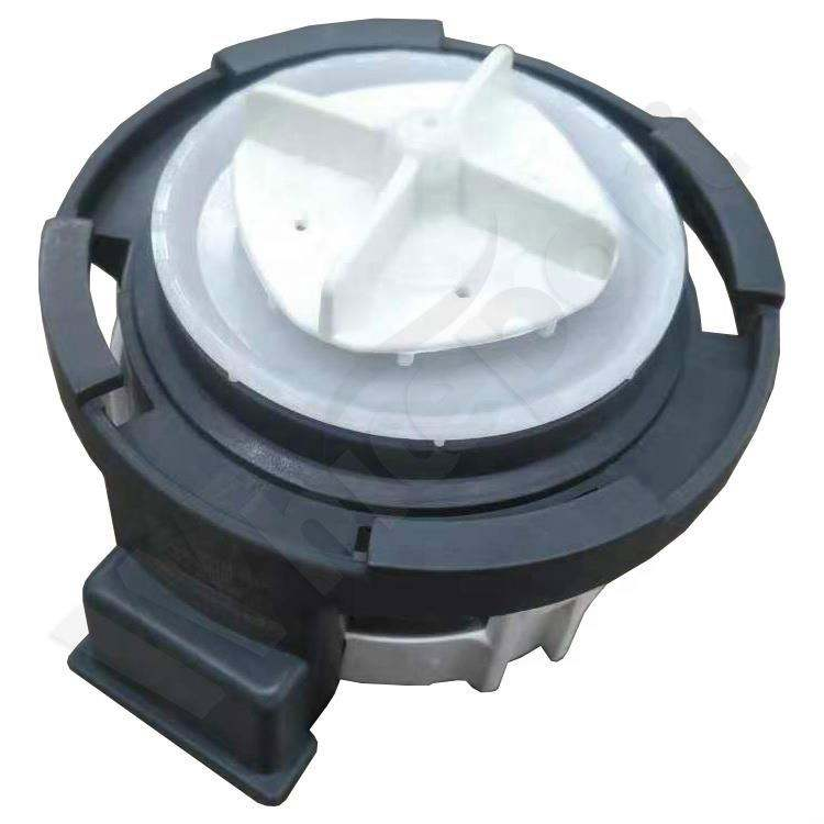 Made of Plastic+Metal Be used rotate the water out Original EAU64082902 washing machine Drain pump for LG