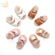 SGS 11 Years Factory Classic Design Soft Leather Sandal Shoes Baby Girl Shoes Sandal