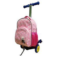 16Inch Lightweight Kids School Bag with Scooter