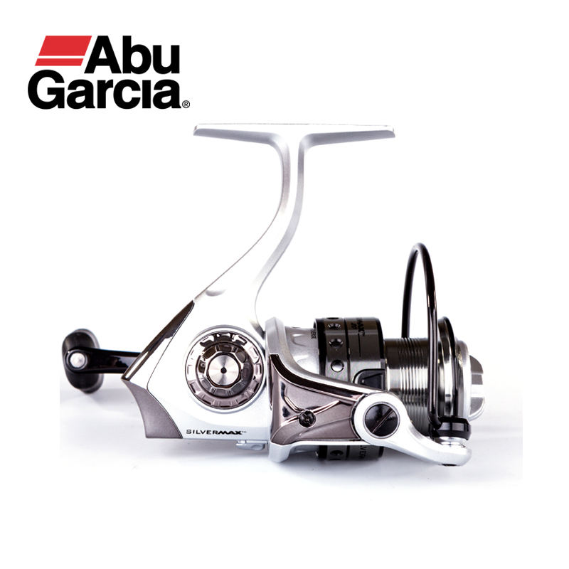 FJORD Abu SILVER MAX Stainless SteeL 5+1BB Saltwater Spinning Fishing Reel