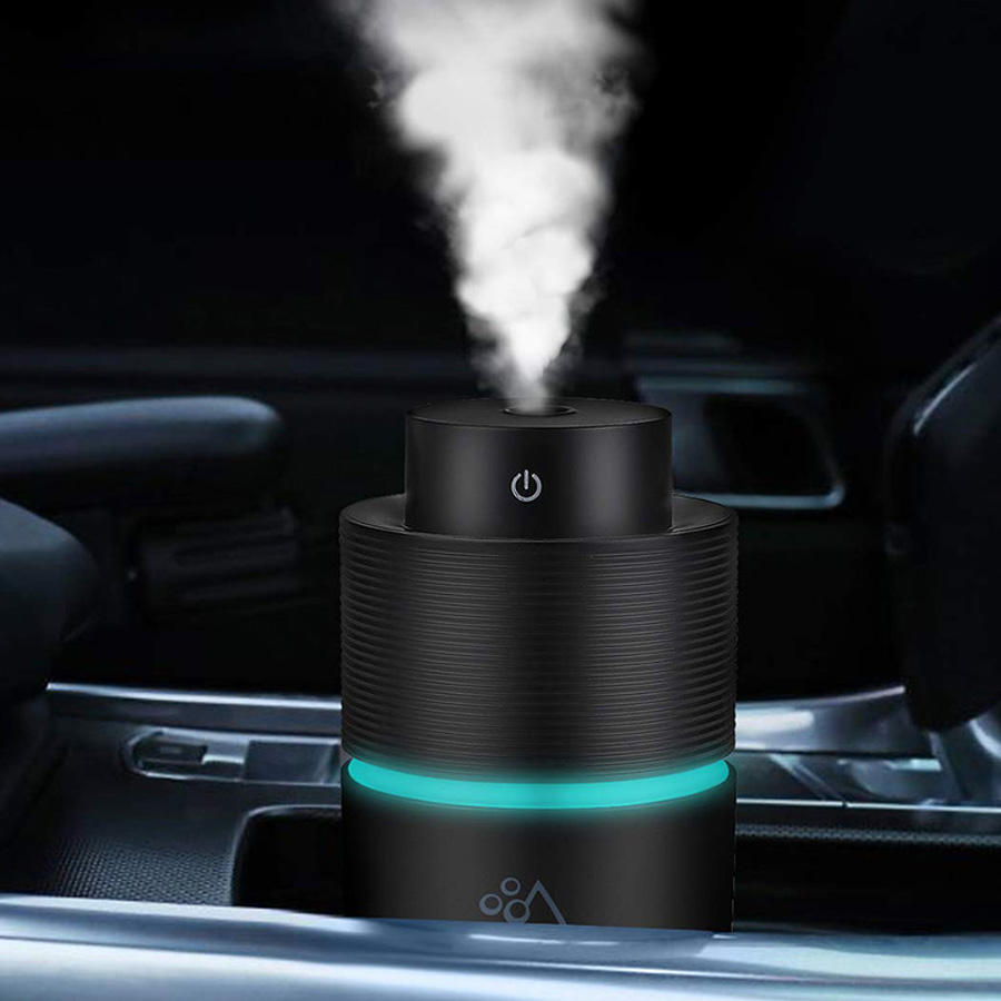 2020 Newest USB Humidifier Portable Cool Mist Ultrasonic Humidifier 200 ML USB Car Air Humidifier Diffuser