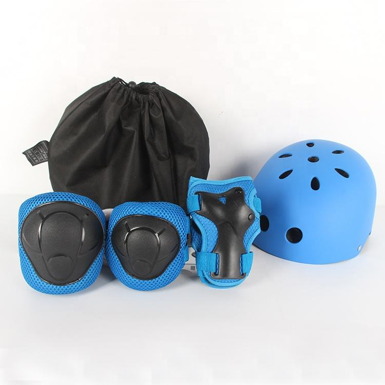 Child protection knee pads elbow pads custom bike sports snowboard helmet