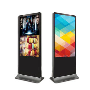 Shopping lcd android 4.3 os digital signage with 5.1