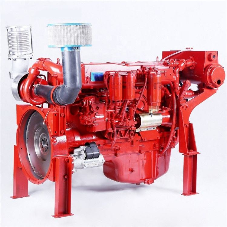 Engine for Fire Protection