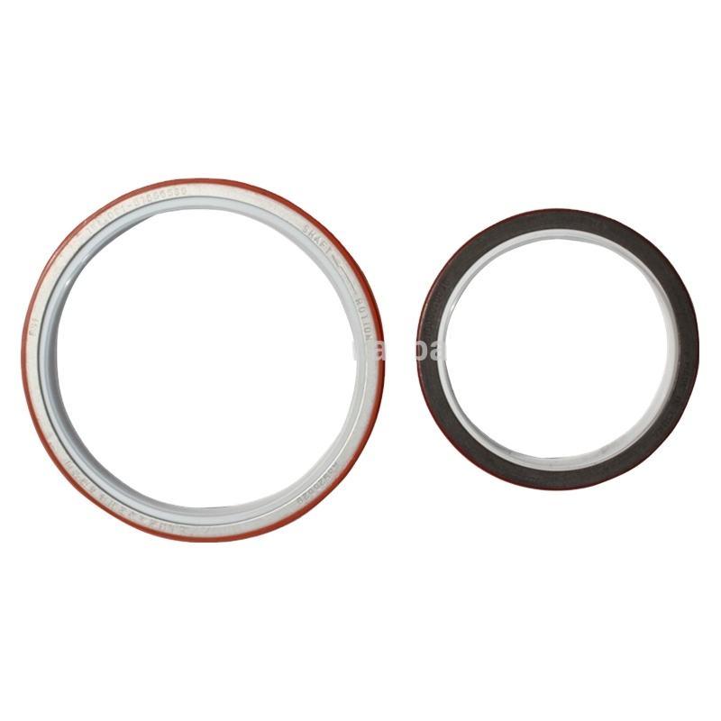 Oil Seal Crankshaft For C6121 Engine Parts For Foton Lovol Fl936F And Fl956F Wheel Loader