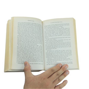 Cheap book printing custom publishing A4 A5 books novels