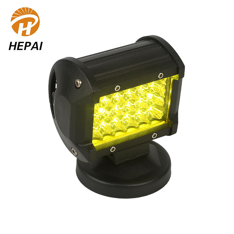 Excellence quality truck offroad headlight strobe auto accessories driving 72W led light bar
