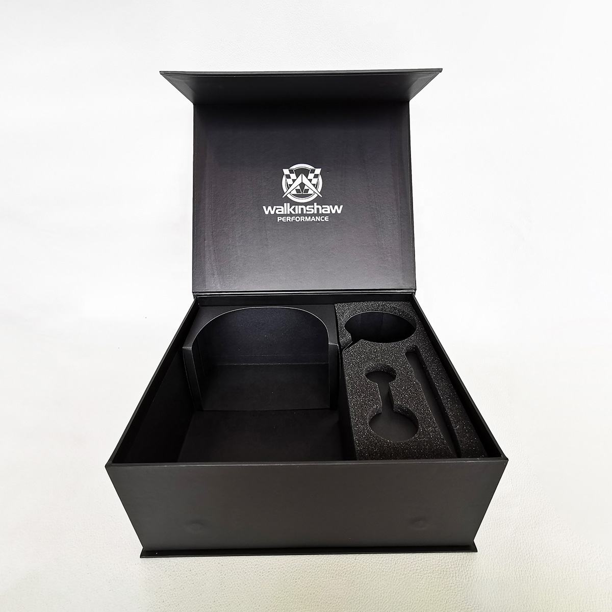 Paper cardboard Luxury book shape gift packaging box for car key or key ring packaging box