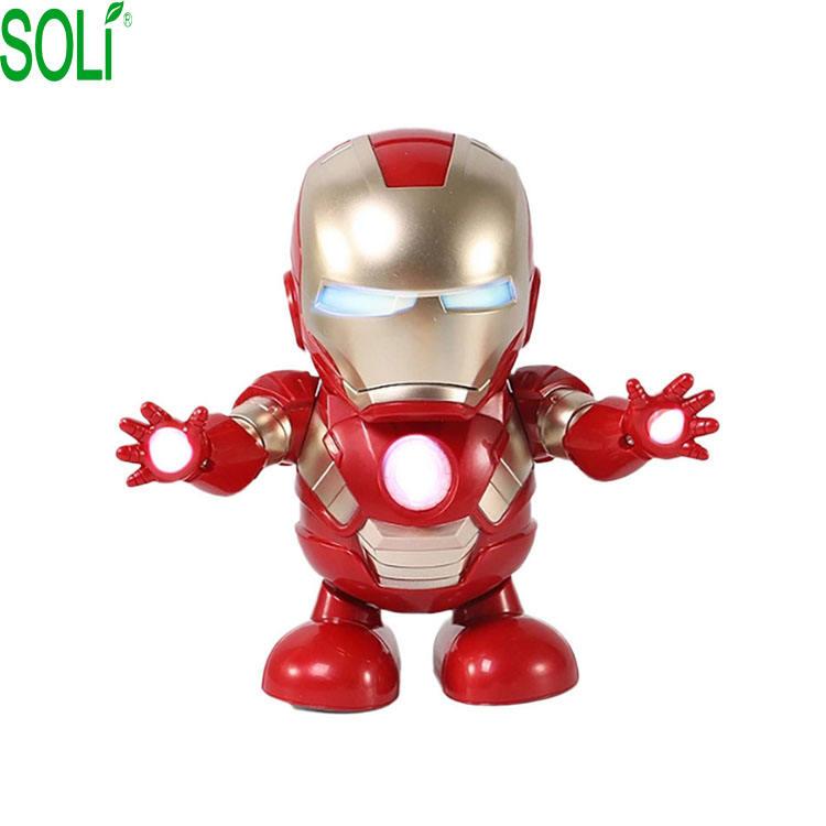Marvel <span class=keywords><strong>de</strong></span> Robot <span class=keywords><strong>de</strong></span> juguete eléctrico juguetes figura <span class=keywords><strong>de</strong></span> acción marvel nuevo 2019