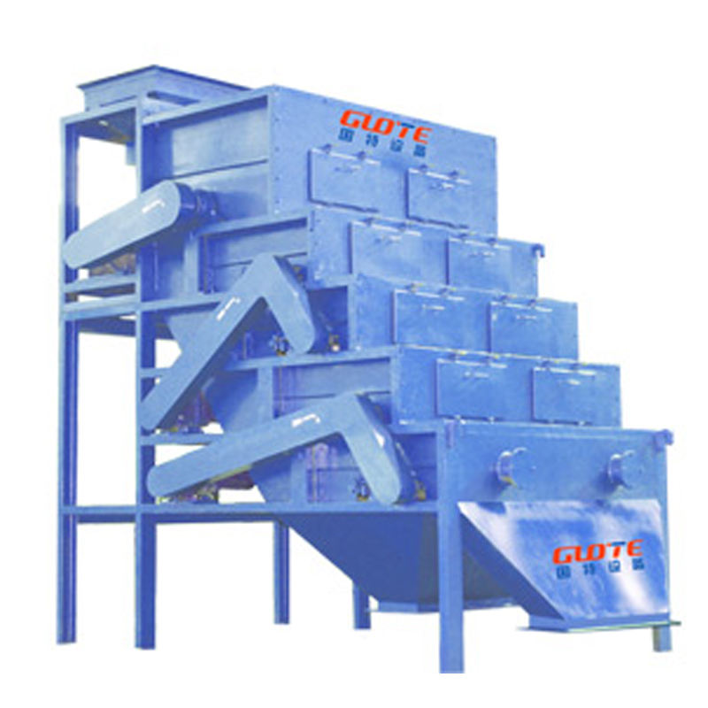 best selling black gold or non-metallic mineral ore magnetic separator machine