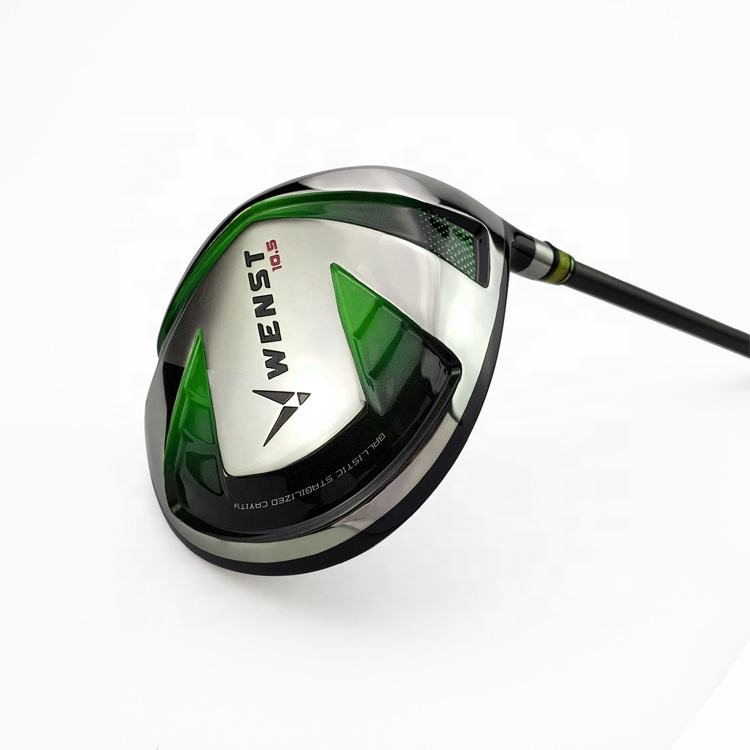 2020 New Fashion Custom Forged Titanium Golf Driver 460cc Golf Club Complete Sets For Right Handed