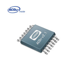 ACDrv2.1, High Power Factor, AC Direct Drive LED Driver IC