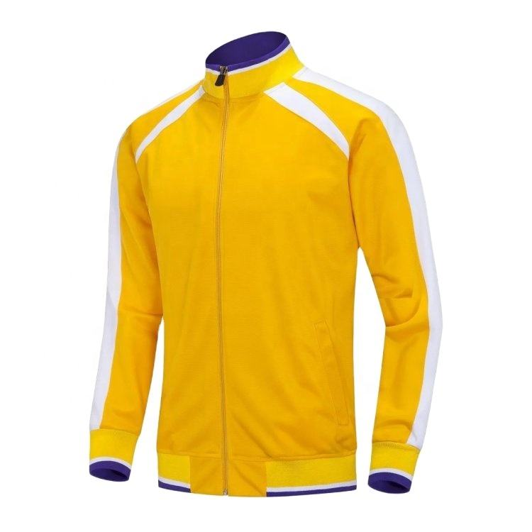 Autumn and winter long-sleeved sports suits running fitness football match training uniforms