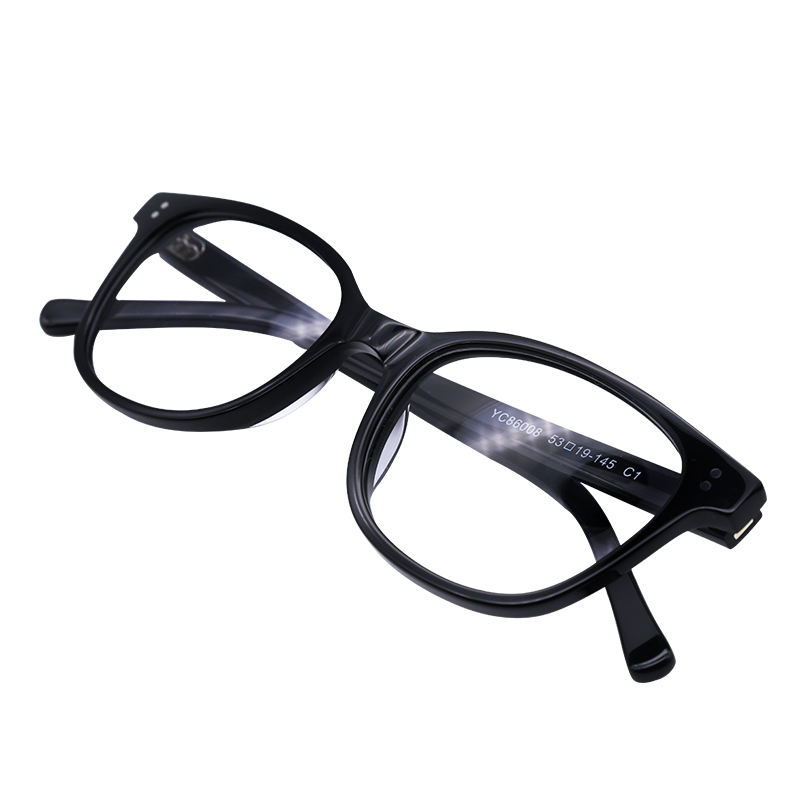 Italy Design Custom Made Acetate Optical Frame Glasses High Quality Eyeglass