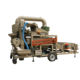 5XZF Mobile Wheat Seed Processing Cleaner Machine Unit