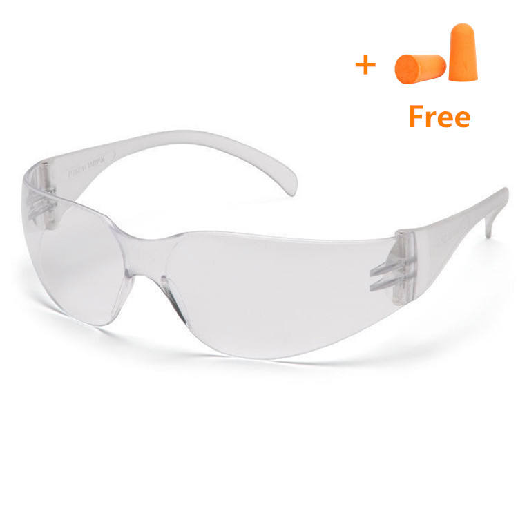 ANT5 ce polycarbonate safety glasses with ansi z87.1