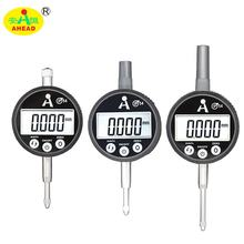 Digital Dial Indicator, Range 0-0.5 Inch/12.7 mm, Resolution 0.0005 Inch/0.01mm