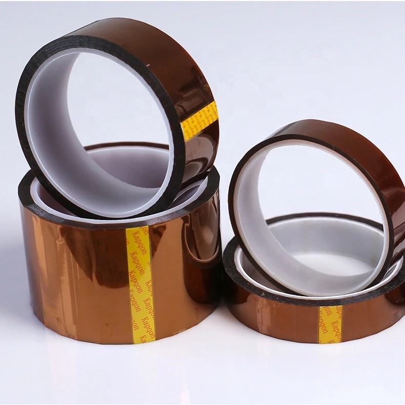 Best selling heat resistant insulation polyimide film tape