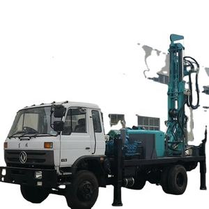 feida truck mounted drilling rig 300m 500m 600m deep water well drilling rig