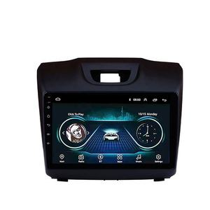 Car Radio For Chevrolet S10 Isuzu DMAX 2015 2016 2017 2018 Android 8.1 9 inch Touch screen GPS Navigation Multimedia Player