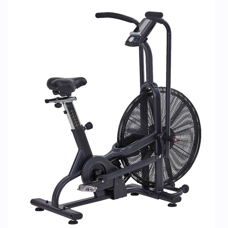 New Arriving Commercial Air Bike Fitness Equipment Assault Air Bike Fitness Exercise Assault Bike For Sale