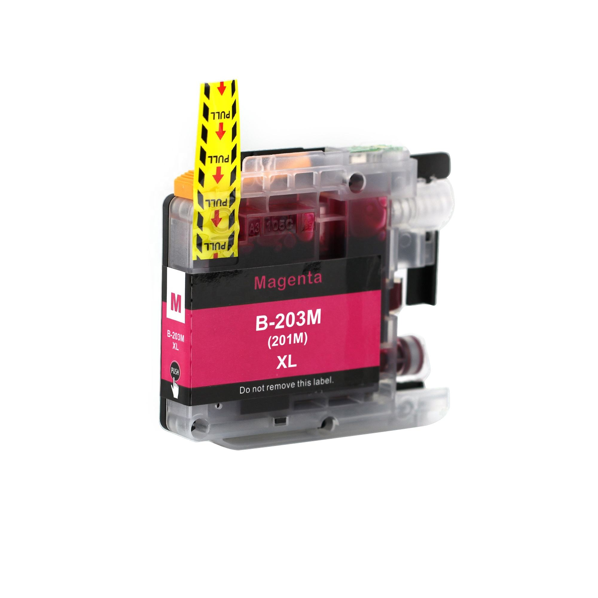 Replacement original black C M Y ink cartridge LC203XLBK for brother MFC-J4320DW/J4420DW/J4620DW /J5520DW/J5620DW/J5720DW/