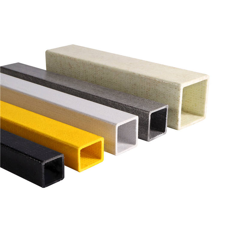 High Quality Durable Fiberglass FRP Pultruded Profiles Manufacturer