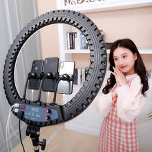 "2020 most cost-effective Neewer 18""/45cm Dimmable LED Ring Light, Led Ring Light With Stand And Phone Holder%"