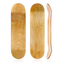 wholesale Cheap 31*8inch blank skate board 7 ply wood maple skateboard deck 8