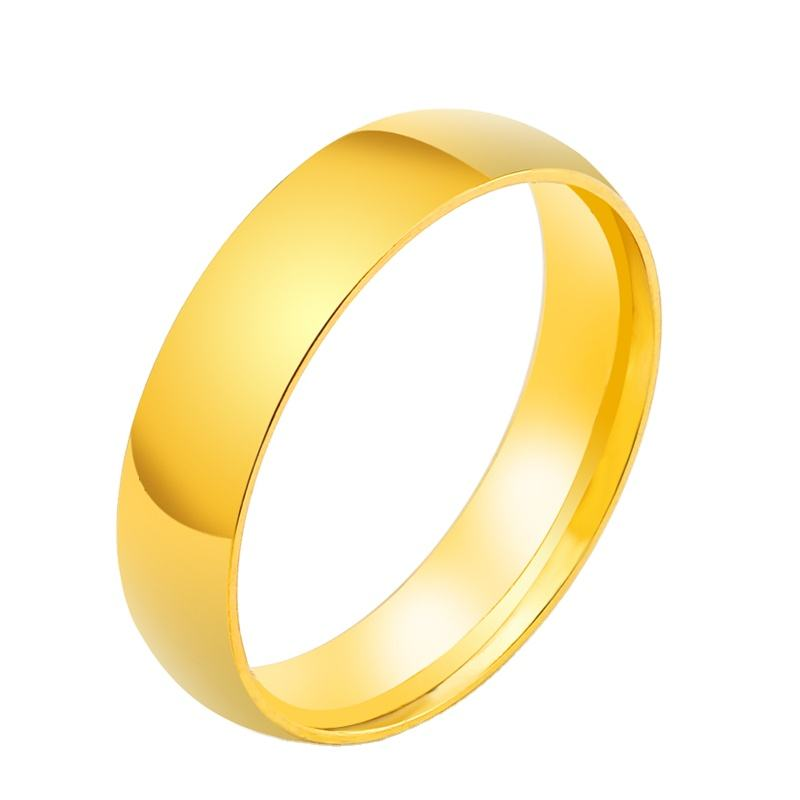 Hot selling vintage engagement weddingrings chinese gold rings minimalist couple_rings_gold for women jewellery turkish for men