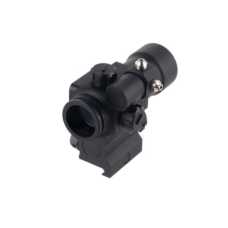 1x29 Tactical Hunting Red Dot Sight scope With Red Laser Sight Cemented Red Film Lens