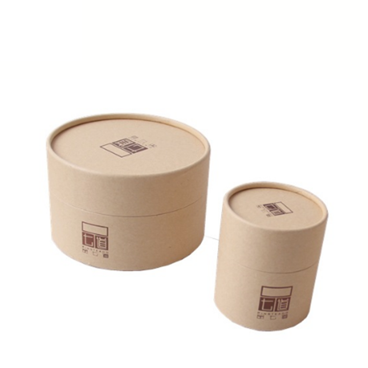 Wholesale gift box for luxury empty custom rigid square brown candle packaging boxes with logo