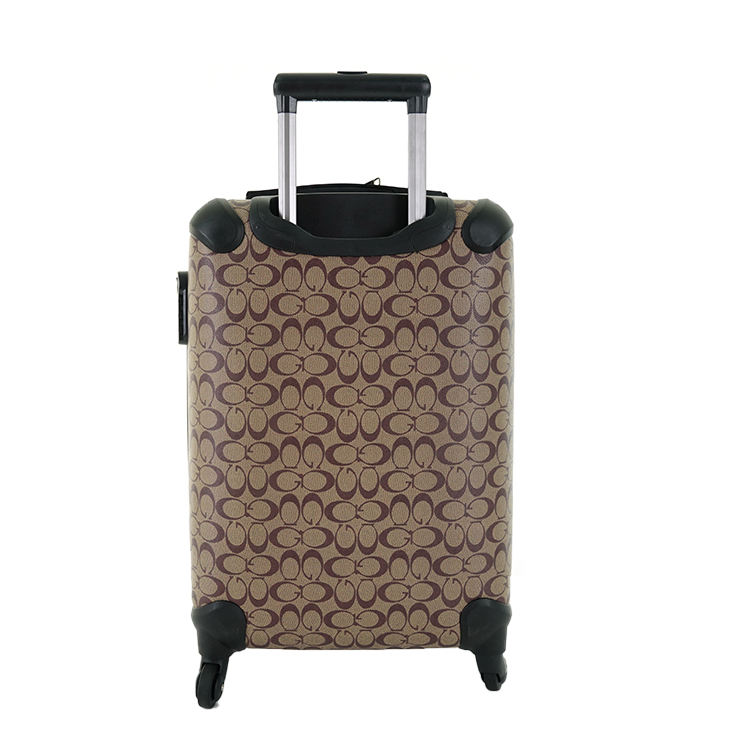 ABS casebag bag design luggage set, car and bags girls travel luggage