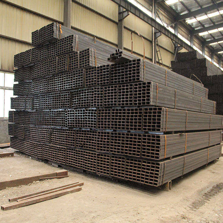 150x150 ms steel square and rectangular tube in stock SHS RHS iron square steel tube structural hollow sections 40x40