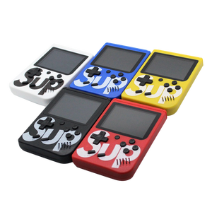 Wholesale colorful 3.0 Inch screen portable retro pocket video handheld game console player
