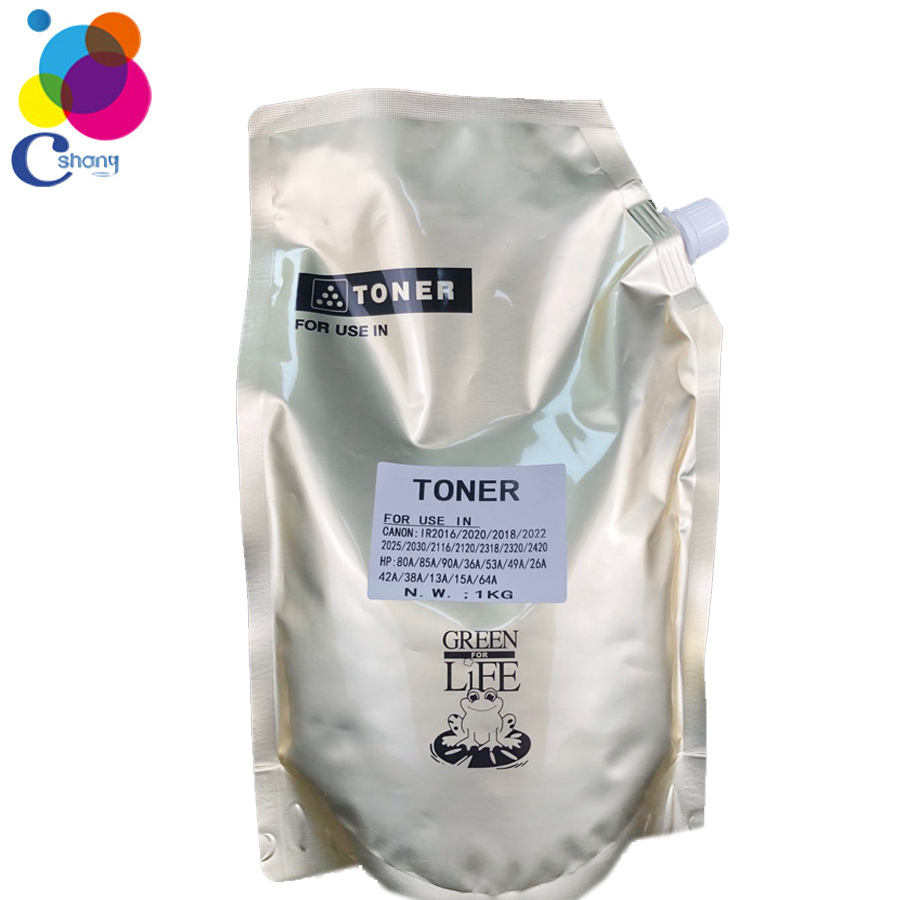 Genuine Quality Compatible Bulk Toner Laser Copier Refill Toner Powder For HP CANON SAMSUNG RICOH Konica Minolta OKI