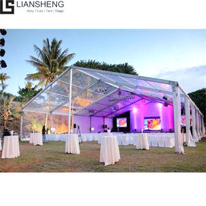 Clear Overspanning Structuur Wedding Party Tent Tent 20X20 Partytenten Te Koop