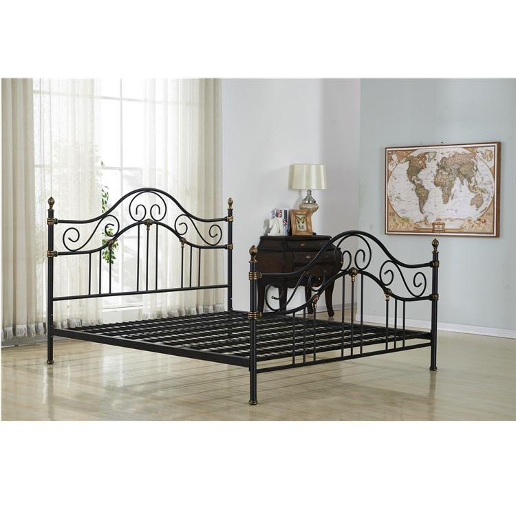 Italian Design Bedroom Furniture Wholesale Modern Antique Iron iron beds