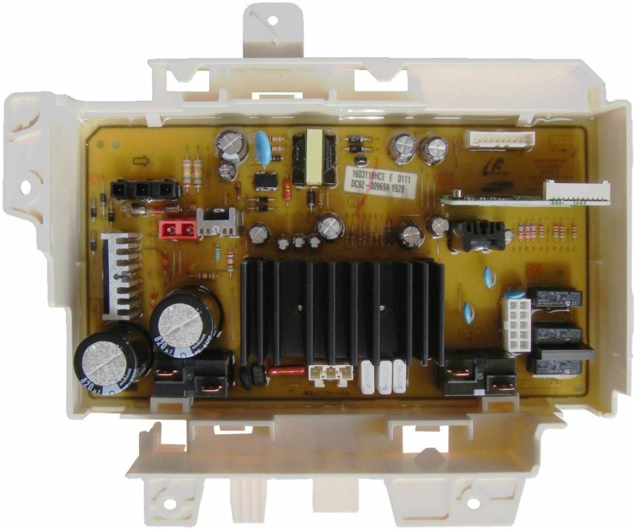 Samsung DC92-00969A Washing Machine Computer Pcb Electronic Board