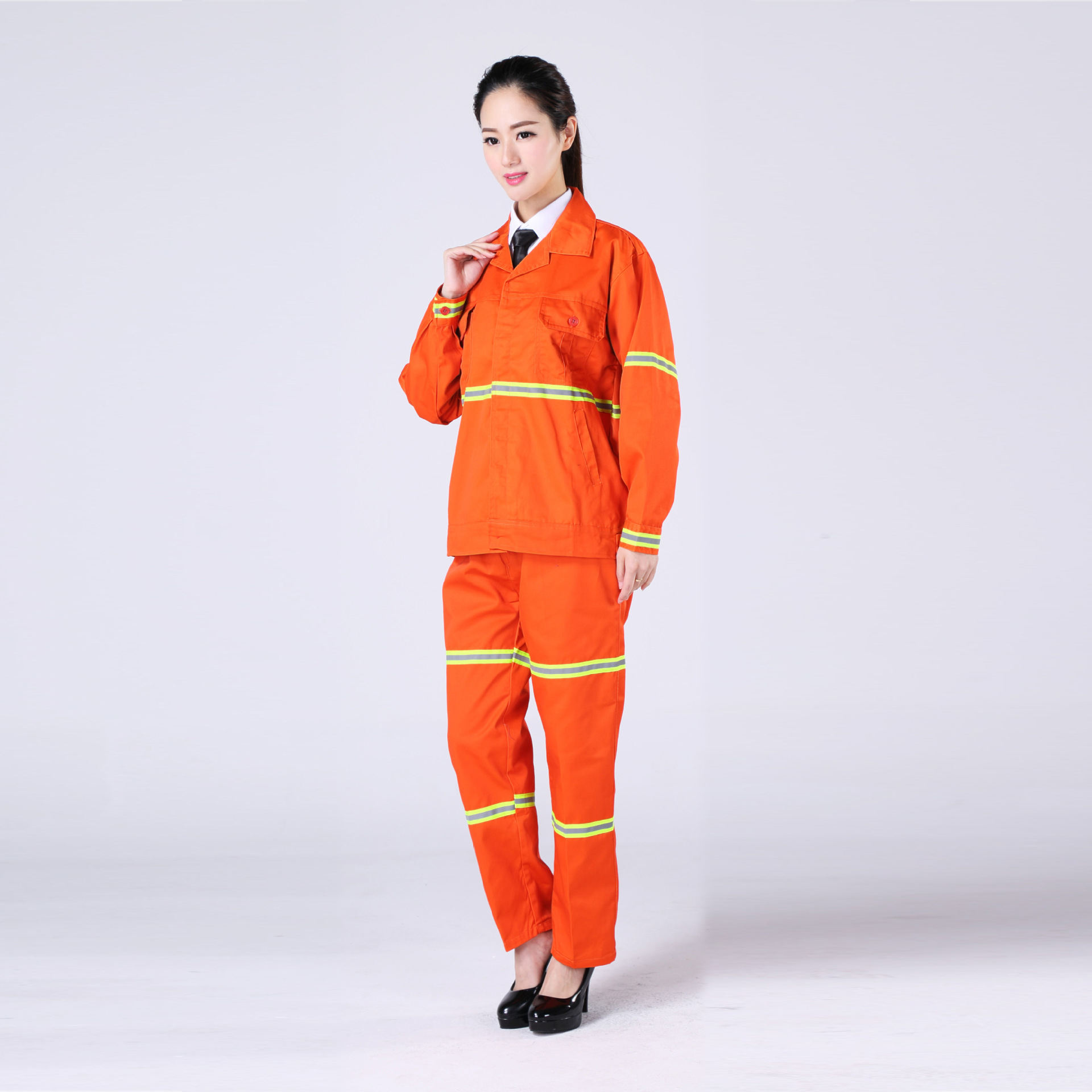 safty overalls for man women long sleeve workwear construction uniform
