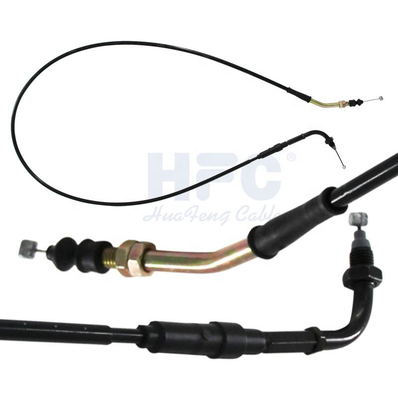 Genuine Factory OEM specification Motorbike Throttle Cable suitable for KYMCO motorcycle CBR9800R