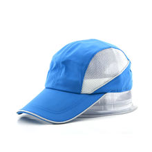 quick dry breathable outdoor sports caps summer mesh baseball caps and hats