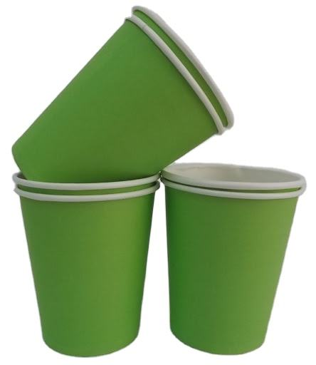 Paper Coffee Cups with Lids Paper Cups Double Wall 9oz Coffee Cups Disposable Paper
